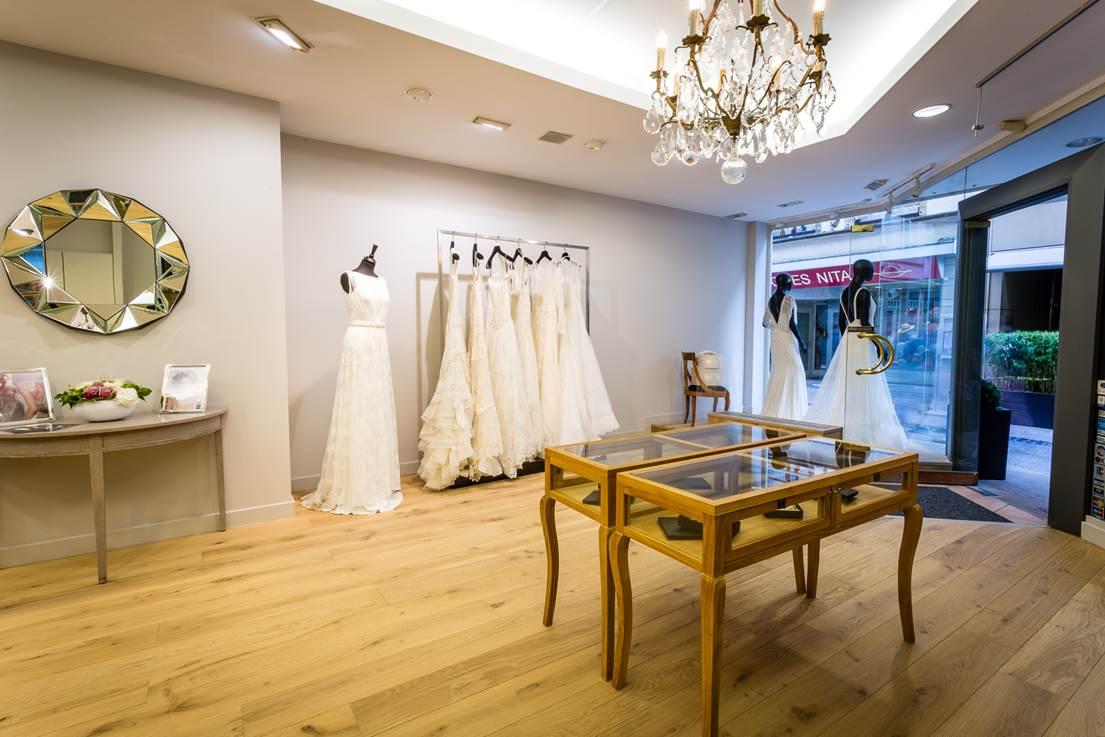our bridal boutique