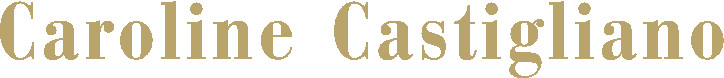Caroline Castigliano Logo_Gold